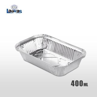 矩形175款鋁箔餐盒 400ml