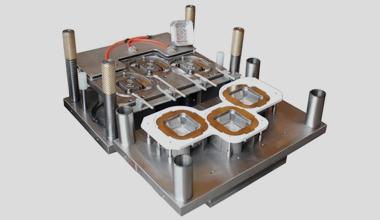 多次使用和維護鋁箔模具