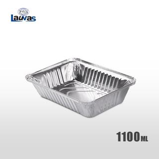 矩形220款鋁箔餐盒 1100ml