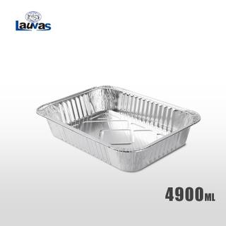 矩形370款鋁箔餐盒 4900ml